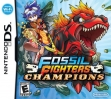 logo Emuladores Fossil Fighters Champions